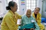 Hy hữu: Cụ bà 100 tuổi được thay khớp háng thành công
