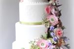 Mê mẩn trước những chiếc bánh cưới được mệnh danh là đẹp nhất thế giới