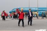 Tuyển Việt Nam về nước, kết thúc thành công hành trình Asian Cup 2019