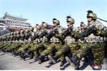 Ảnh: Những trang phục đặc biệt xuất hiện trong lễ diễu binh Triều Tiên