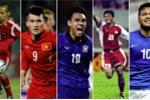 Việt Nam đứng thứ 3 trong danh sách ghi bàn tốt nhất lịch sử AFF Cup