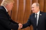 Điện Kremlin công bố thời điểm ông Putin và ông Trump gặp nhau tại APEC 2017