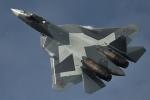 Tại sao chiến đấu cơ Su-57 của Nga lại tốt hơn F-22 và F-35 của Mỹ?