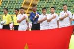 U19 Việt Nam đấu toàn cao thủ ở giải Tứ hùng Hàn Quốc