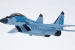 Video: Cận cảnh bộ đôi tiêm kích MiG-35 tối tân đầu tiên của Không quân Nga
