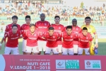 Video trực tiếp Than Quảng Ninh vs Nam Định vòng 6 V-League