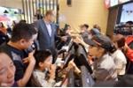 Khách thủ đô tò mò ngày McDonald's mở cửa hàng đầu tiên tại Hà Nội