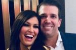 Con trai Tổng thống Trump hẹn hò người dẫn chương trình Fox News khi vừa ly hôn vợ