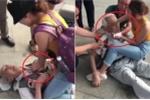 Clip: Cô gái trẻ hô hấp, hồi sức cứu cụ ông từ tay 'tử thần' ngoạn mục