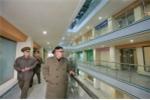 Cận cảnh căn hộ trong khu phố hiện đại mới khai trương ở Triều Tiên