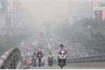 Không khí ô nhiễm ba ngày liên tiếp, ở mức có hại sức khỏe, dân Hà Nội hạn chế ra ngoài
