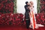 Đám cưới đình đám của thiếu gia Tân Hoàng Minh: Nhiều con nhà giàu châu Á tham dự