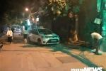 Sức khỏe tài xế taxi bị bắn đạn cao su, chèn xe qua người ở Hà Nội giờ ra sao?
