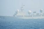 Không được Mỹ mời tham gia tập trận RIMPAC, Trung Quốc điều tàu trinh sát đến theo dõi
