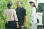 Truong Giang - Nha Phuong ve que thap huong to tien sau le dinh hon hinh anh 6