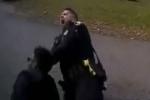 Clip: Cảnh sát Mỹ chích điện nhầm khiến đồng đội nhập viện