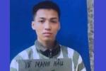 Truy bắt phạm nhân thụ án chung thân trốn khỏi trại giam ở Thanh Hóa