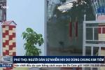 Phòng khám tư nghi lây truyền HIV hàng loạt ở Phú Thọ không cho ai tiếp cận
