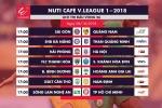 Video truc tiep B.Binh Duong vs HAGL vong 26 V-League 2018 hinh anh 1