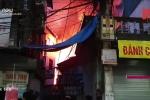 Clip: Những mảnh đời khốn khổ sau vụ cháy lớn gần Bệnh viện Nhi Trung ương