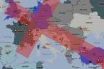 Tiết lộ kinh hoàng về kế hoạch tấn công châu Âu theo hình cây thánh giá của IS