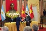 Đài Tiếng nói Việt Nam ký thỏa thuận hợp tác với Argentina
