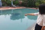 Vụ học sinh lớp 5 chết đuối khi học bơi tại trường ở Hà Nội: Bố cháu bé lên tiếng