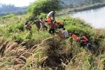 Tìm thấy thi thể 3 người trong gia đình mất tích trên hồ thủy điện