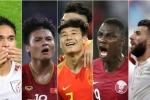 Bàn thắng đẹp Asian Cup 2019: Quang Hải bị tiền đạo Trung Quốc vượt mặt