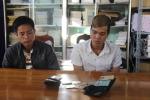 Bắt 2 kẻ trộm tài sản của 2 sinh viên cứu học sinh đuối nước