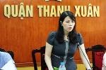 Phó chủ tịch quận Thanh Xuân nhận 20 tin nhắn đe dọa trong một ngày