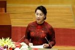 Chủ tịch Quốc hội: 'Vấn nạn thực phẩm bẩn khiến cử tri lo lắng'