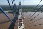 Cầu Vàm Cống chưa khánh thành đã nứt dầm: Bộ GTVT lên tiếng