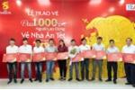 TP HCM: 1000 người lao động lên chuyên cơ riêng về nhà ăn Tết