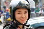 Những nữ công an xinh đẹp bảo vệ Hội nghị thượng đỉnh Mỹ-Triều