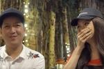 Sau ồn ào tình cảm, Trường Giang sánh đôi cùng Hoa hậu Hương Giang