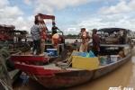 Hàng chục ghe cào dùng xung điện 'tận diệt' thủy hải sản