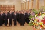 Ảnh: Triều Tiên kỷ niệm 76 năm ngày sinh cố lãnh đạo Kim Jong-il