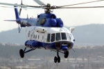 Truc thang Mi-8 va vao mot truc thang khac dan den tai nan tham khoc hinh anh 1
