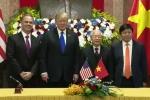 Video: Việt Nam và Mỹ ký kết một số hợp đồng thương mại lớn