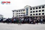 Đám đông gây rối ở Hà Tĩnh: Phải xử lý nghiêm kẻ lợi dụng giáo dân cho ý đồ xấu