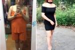 Không tập thể dục, không ăn kiêng, mẹ bỉm sữa 9X vẫn giảm đều 14kg trong 2 tháng