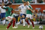 World Cup 2011 BĐ nữ Bảng B: Mexico 1-1 Anh