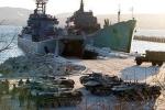 Nga âm thầm chuyển bộ binh, thiết giáp tới Crưm?