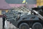 Ukraine chuẩn bị tập trận qui mô lớn