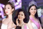 Hoa hậu Đỗ Mỹ Linh – Tiểu Vy cổ vũ Phương Nga tại Miss Grand International