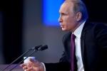 Tổng thống Putin đề ra nhiệm vụ trọng tâm của chính phủ Nga trong 6 năm tới