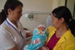 Cứu sống trẻ sơ sinh non, nặng 1kg
