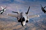 Hàng chục chiếc F-35 xuất hiện gần khu vực Kaliningrad sẽ giúp Mỹ kiềm chế Nga?