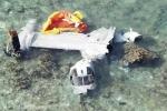 Đâm xuống biển, trực thăng MV-22 Osprey của Mỹ vỡ tan tành